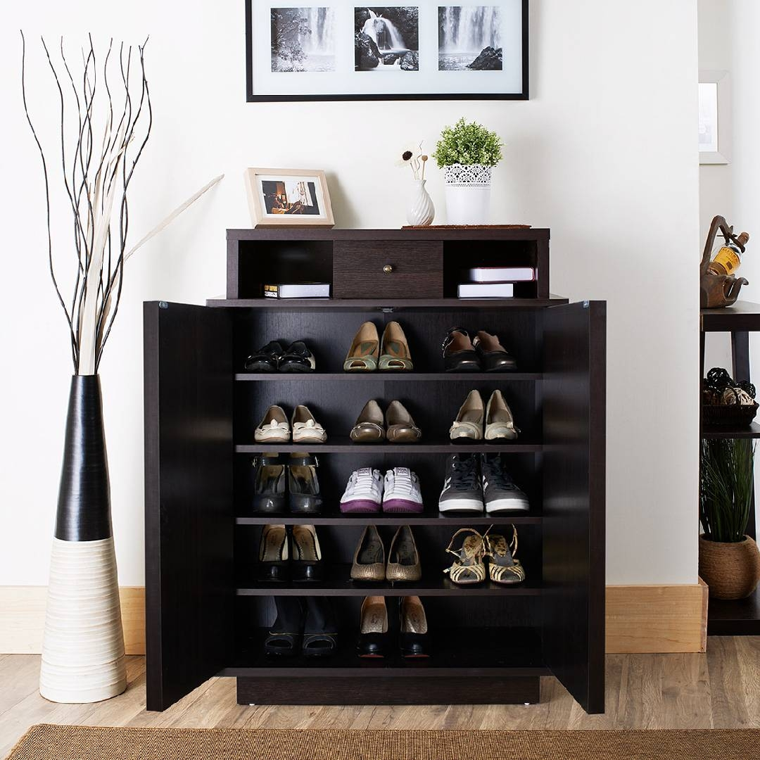 Enclosed Shoe Rack Ideas On Foter