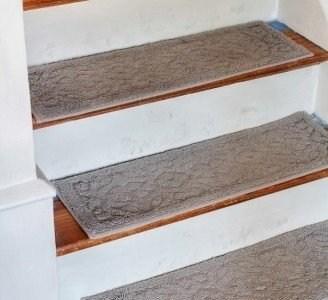 Stair Treads Carpet Non Slip Ideas On Foter | Carpet Stair Treads Lowes | Diy | Underlay Carpet | Luxury Vinyl Stair | Residential | Non Slip