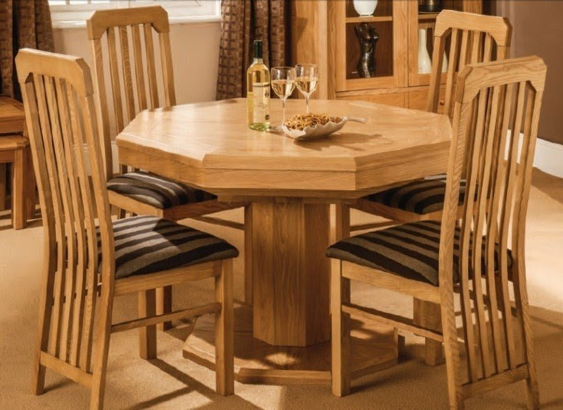 Octagon Kitchen Table Ideas On Foter