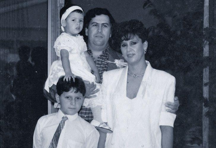 Maria Victoria Escobar Wife