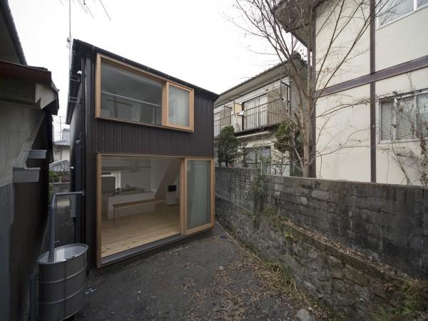 Small House Interior Design In Kyoto Japan Founterior