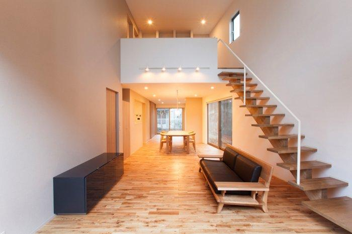 Minimalist Japanese Small House Architecture And Interior