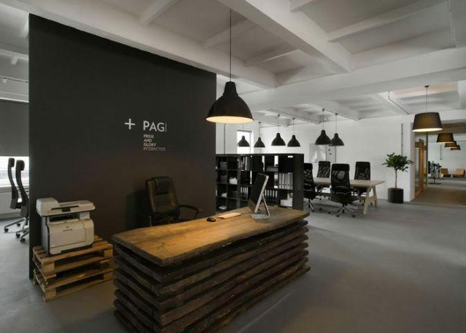 14 Modern and Creative Office Interior Designs   Founterior 14 Modern and Creative Office Interior Designs