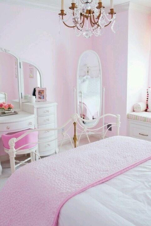Pink Bedroom Interior Design Ideas With Images Founterior