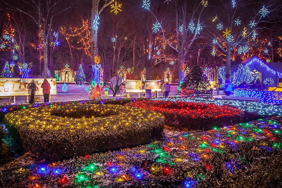 La Salette Lights