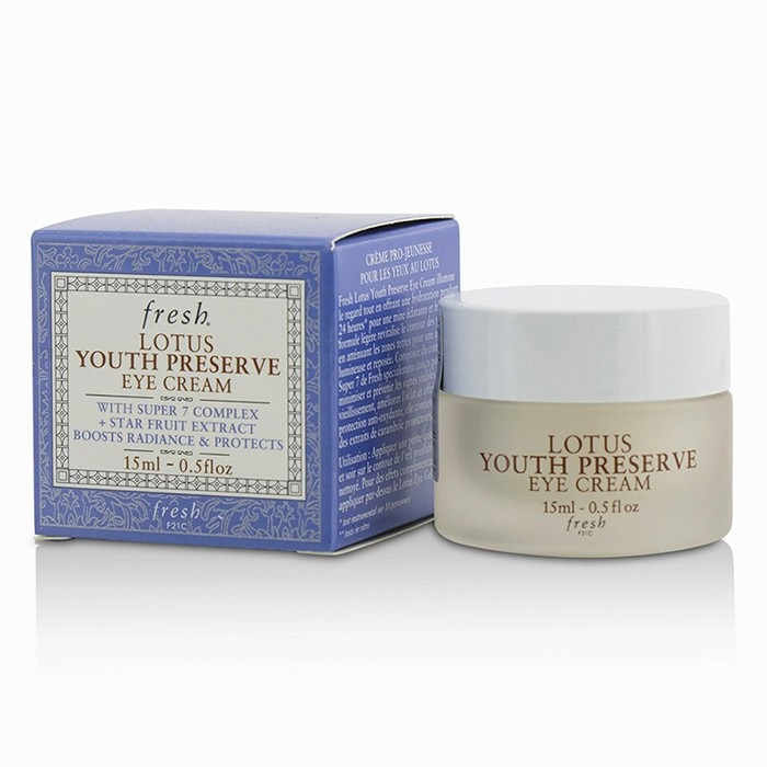Lotus Youth Preserve Eye Cream
