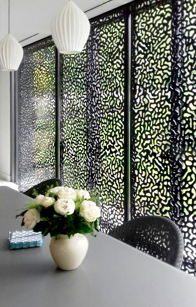 Design Sunshades Style Fishnet