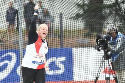 Ancienne Alexandra Tavernier and Iséroise Mélina Robert-Michon stay French champions