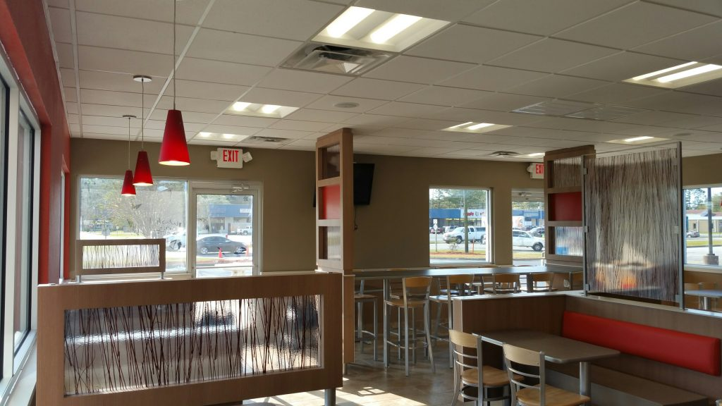 Burger King Remodel Frasier Contracting