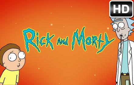 Rick And Morty Wallpaper HD New Tab Themes   Free Addons