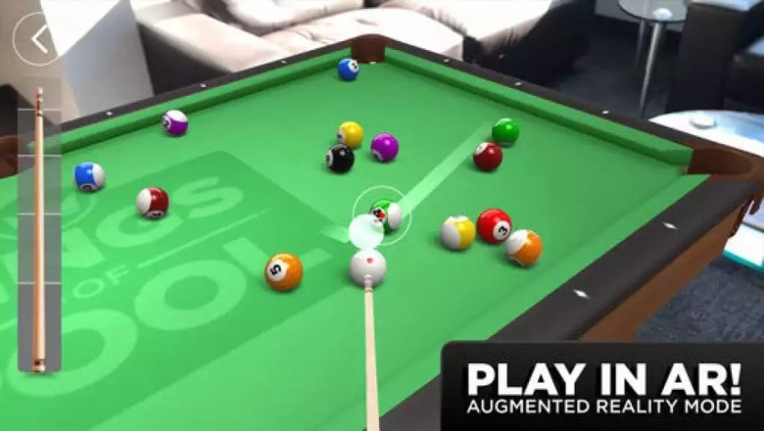 15 Free Pool table games for Android   iOS 2018   Free apps for         the same fans of this game from around the globe  Also  if you want   you can start your own club with your friends and promote it higher and  higher