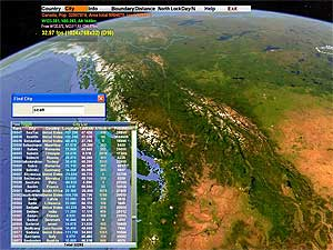 3D World Map 3D Software Windows Freeware  Longgame Software Download 3D World Map  Freeware  Windows