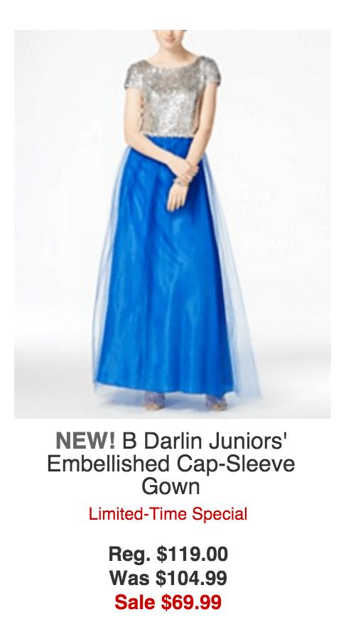 Dresses Sale Junior Macys
