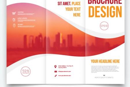 quickbooks invoice templates free tri fold brochure design