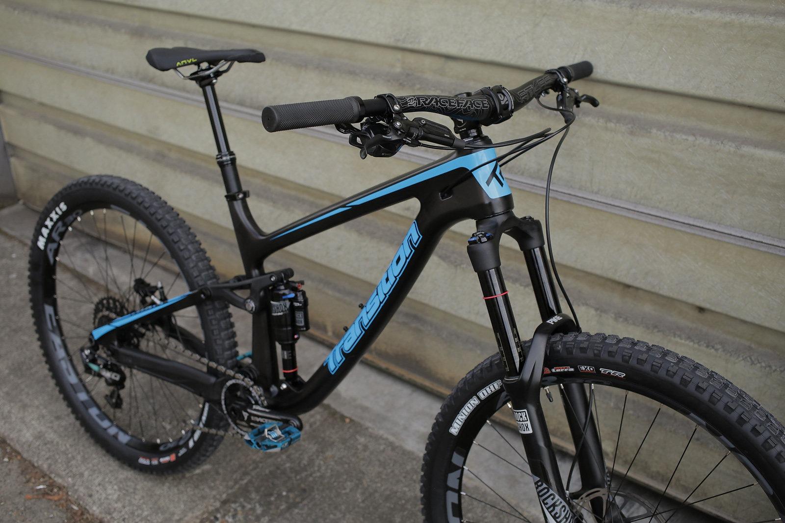 Transition Carbon Patrol Bike Review Freehub Magazine