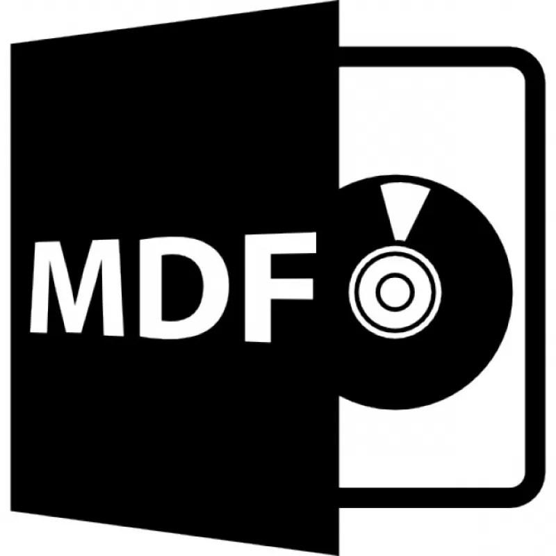 как запустить mdf и mds файлы