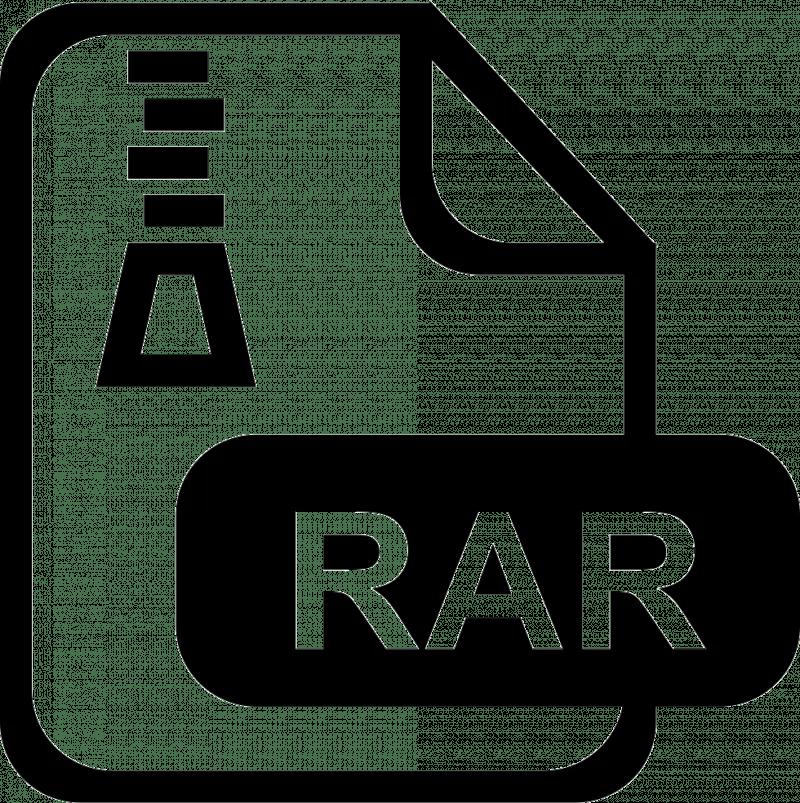 كيفية فتح ملف RAR على iPhone