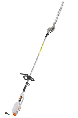 Stihl HLE 71 Electric Long-Reach Hedge Trimmer 1