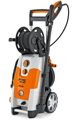 Stihl RE163 PLUS Professional High Pressure Cleaner