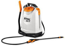Stihl SG 71 Manual Backpack Sprayer