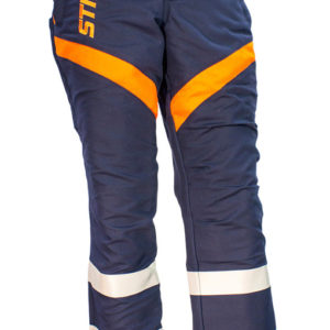 Stihl Government & Utility Protective Trousers - Navy