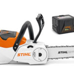Stihl MSA 120 C-BQ Compact Battery Chainsaw including battery and charger