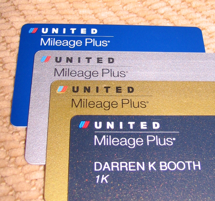 R.I.P. United Airlines Mileage Plus numbers, OnePass ...