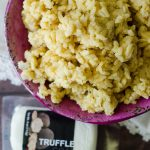 Truffle Goat Cheese Risotto