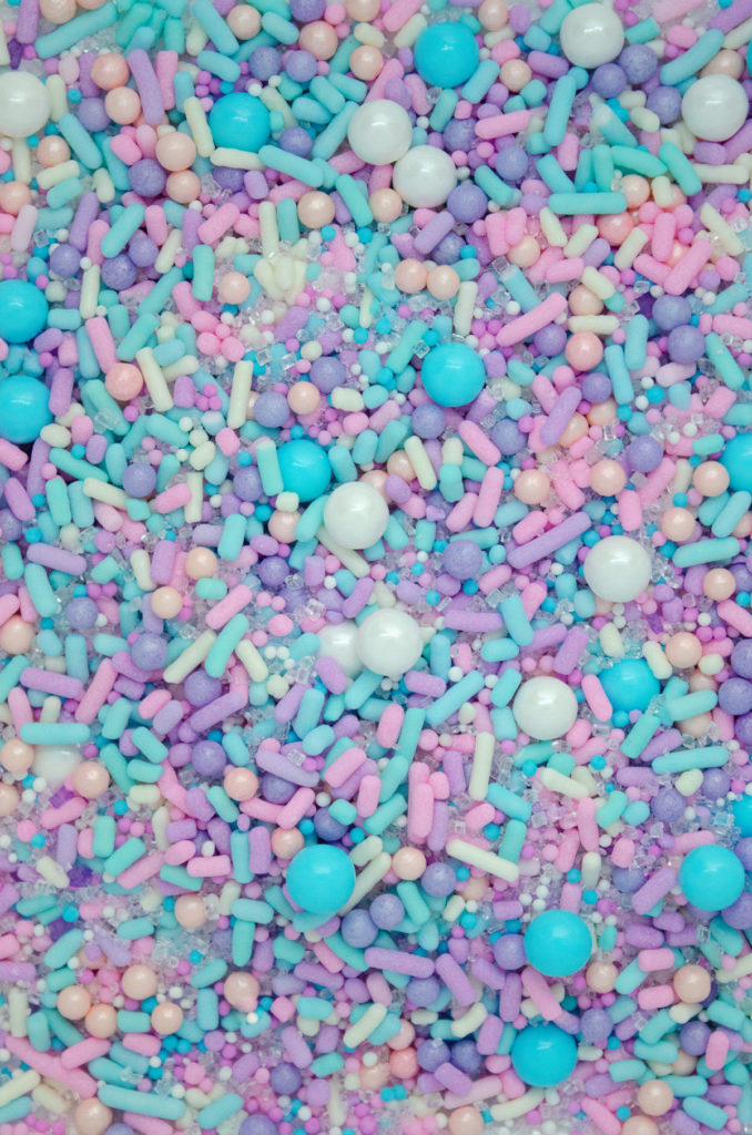 Cotton Candy Sprinkle Blend