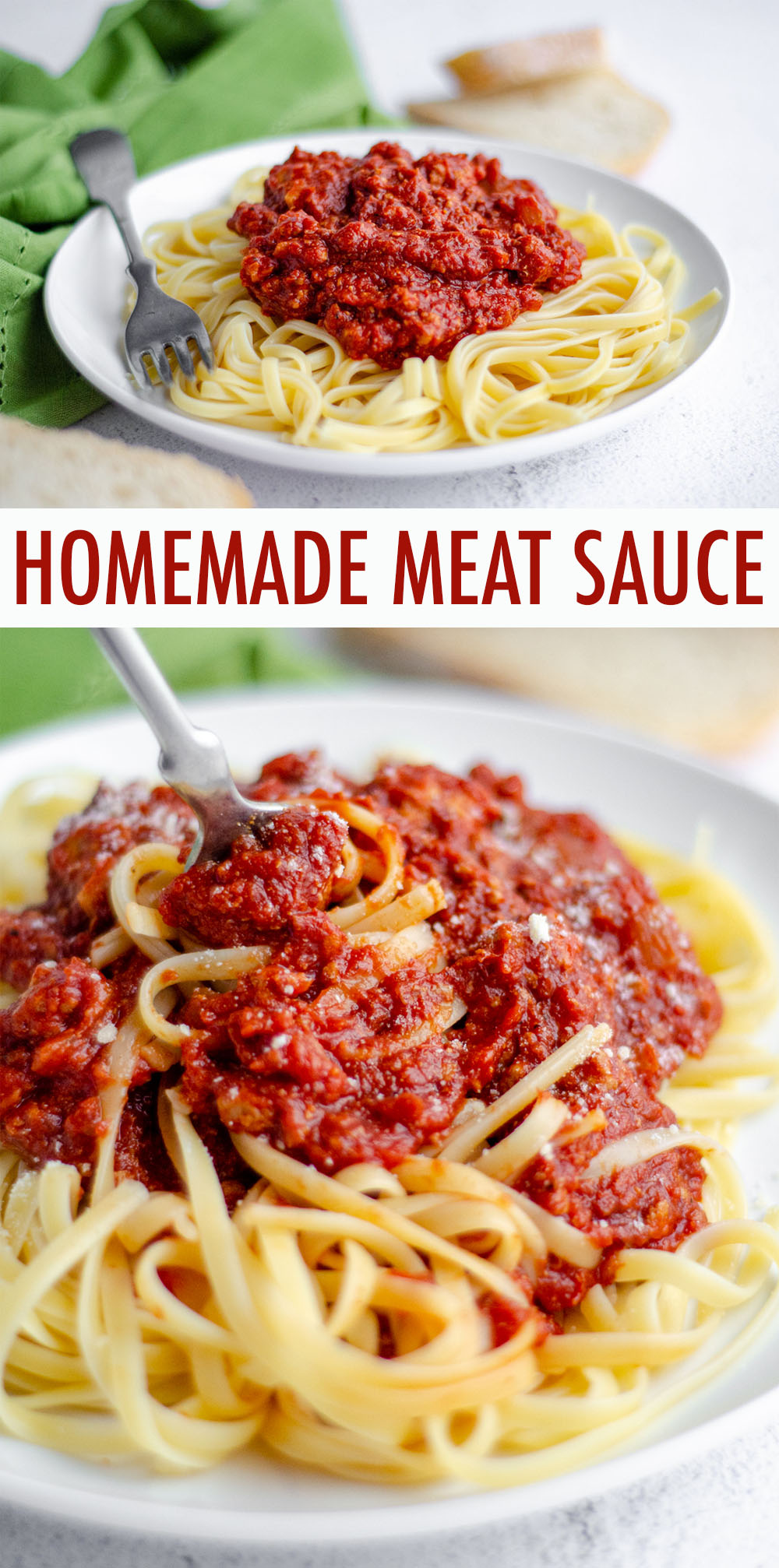An easy homemade pasta sauce made with five simple ingredients. This recipe has been in my family forover a century and is a go-to for pasta dishes and lasagna or over vegetables or eggs.