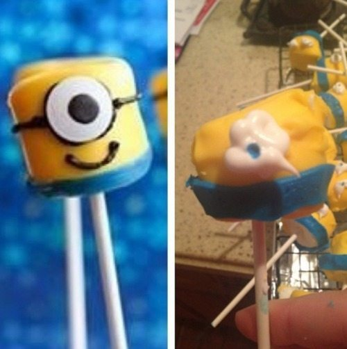 Nailed It Despicable Me Minions Destroyed