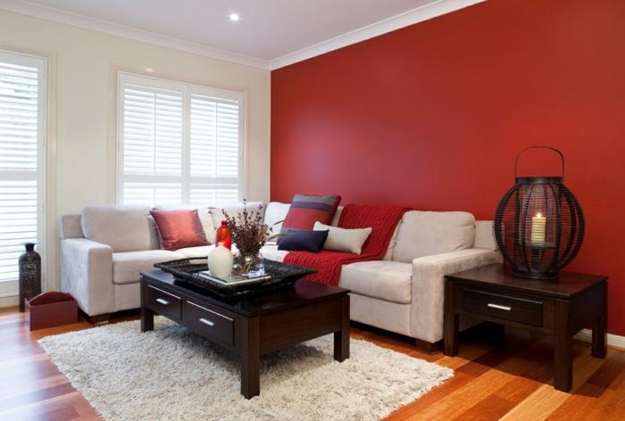 Accent Color Walls Living Room