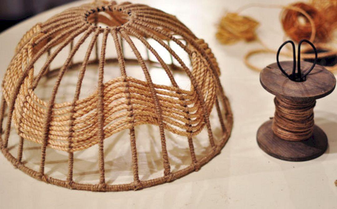 Basket Light Fixtures
