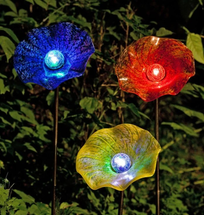 Solar Flower Lights