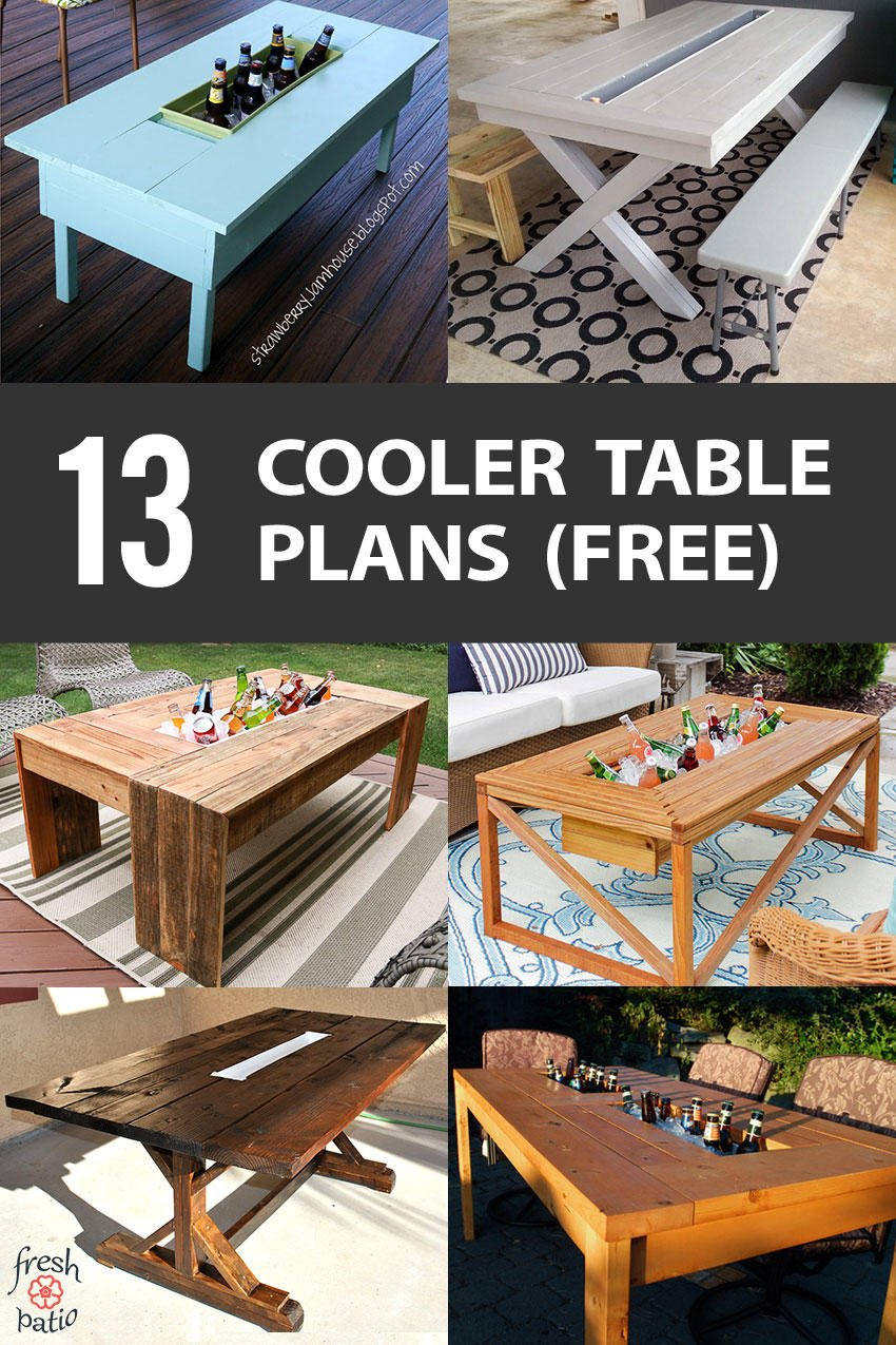 Patio Table Bench Seating