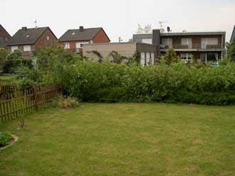 kleiner Garten Garten 100 qm