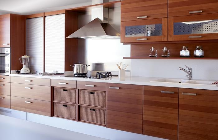Modern Kitchen Design Wood