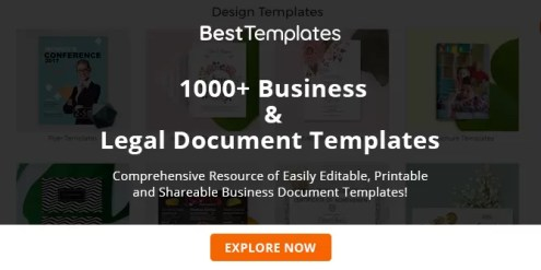 Free Business Documents  Templates  and Forms for Small Businesses     Small Business Startup Documents