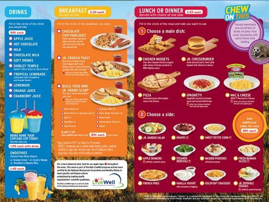 Lunch Menu Bonefish Grill