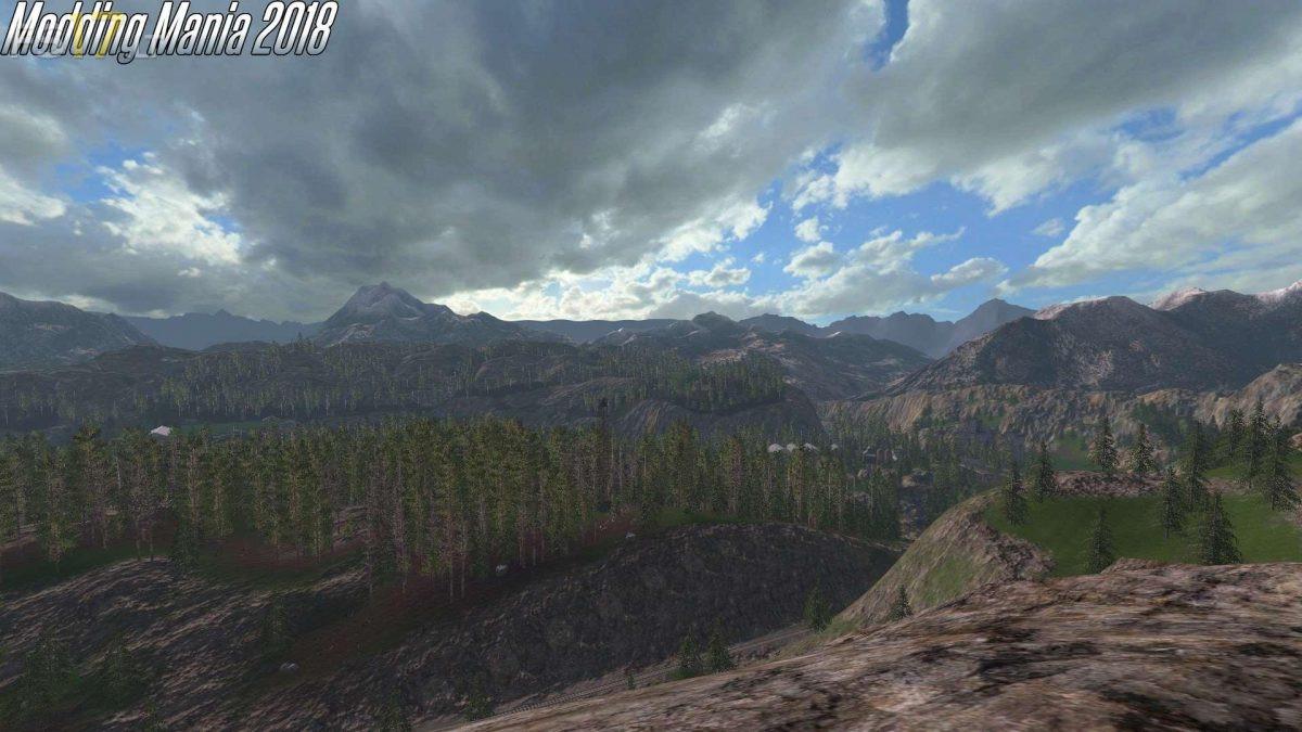 The Abandoned Forest Map V 1 0 Fs17 Mods
