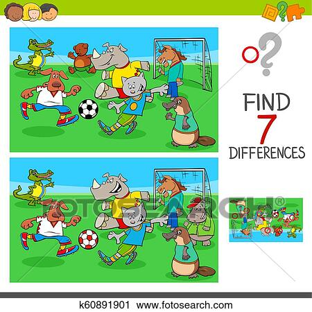 find the difference games # 50