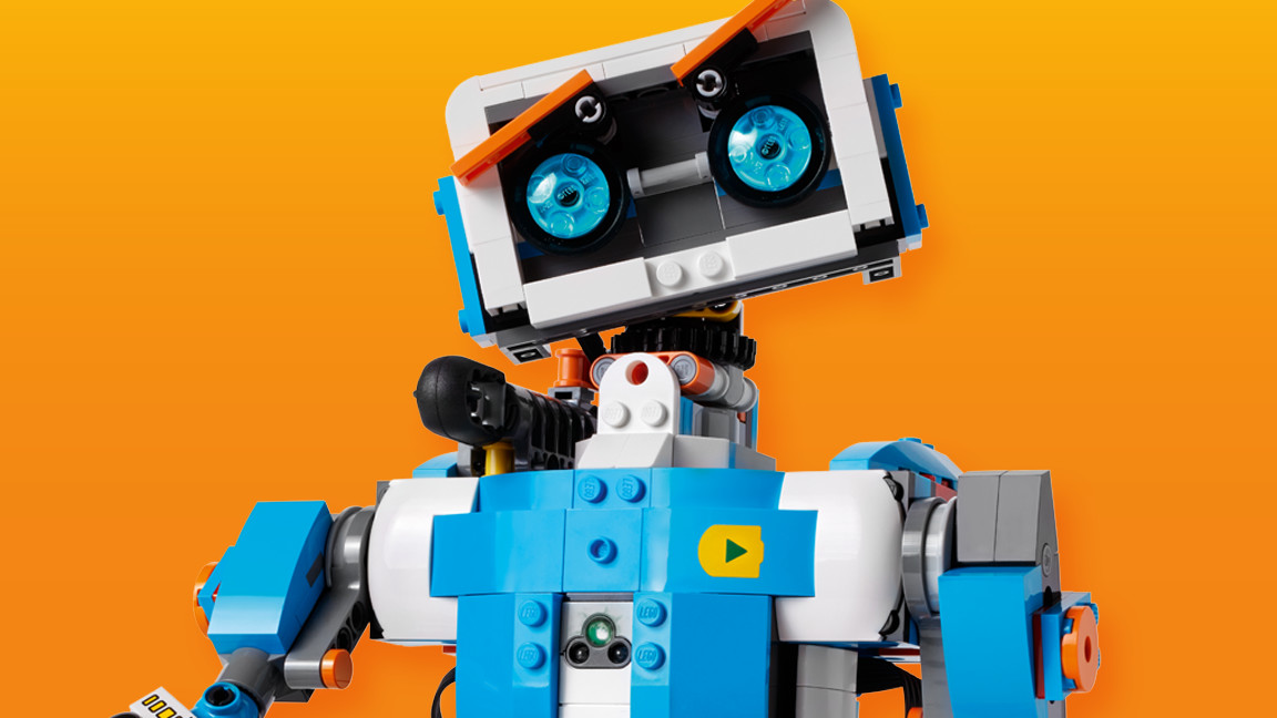 Lego Building A I  Robots Are Coming  and They Could Automate Your     A Lego robot