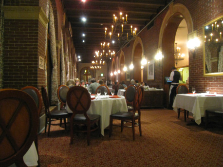 American Bounty Restaurant At The Culinary Institute Of