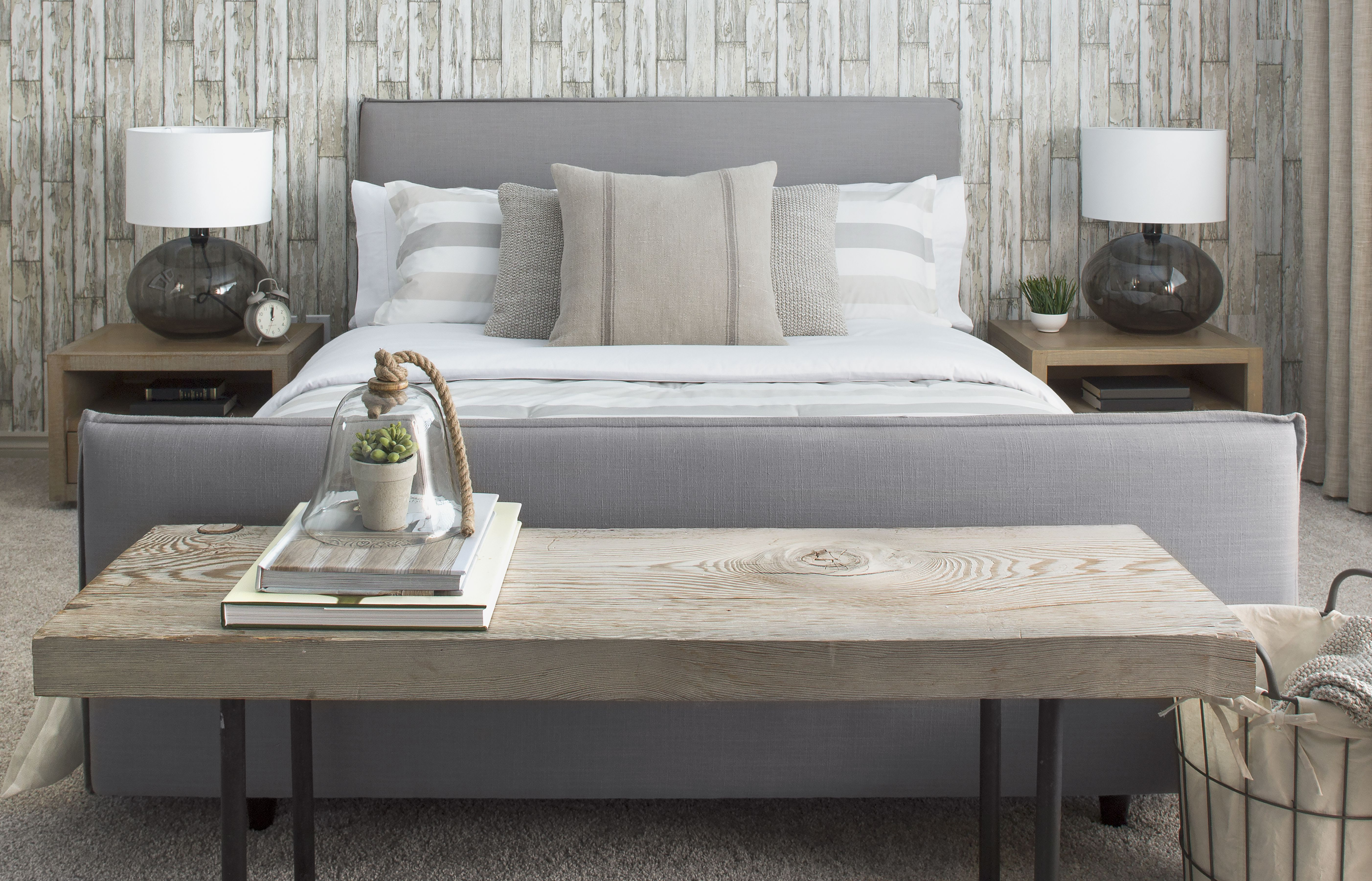 Decorate Master Bed Room