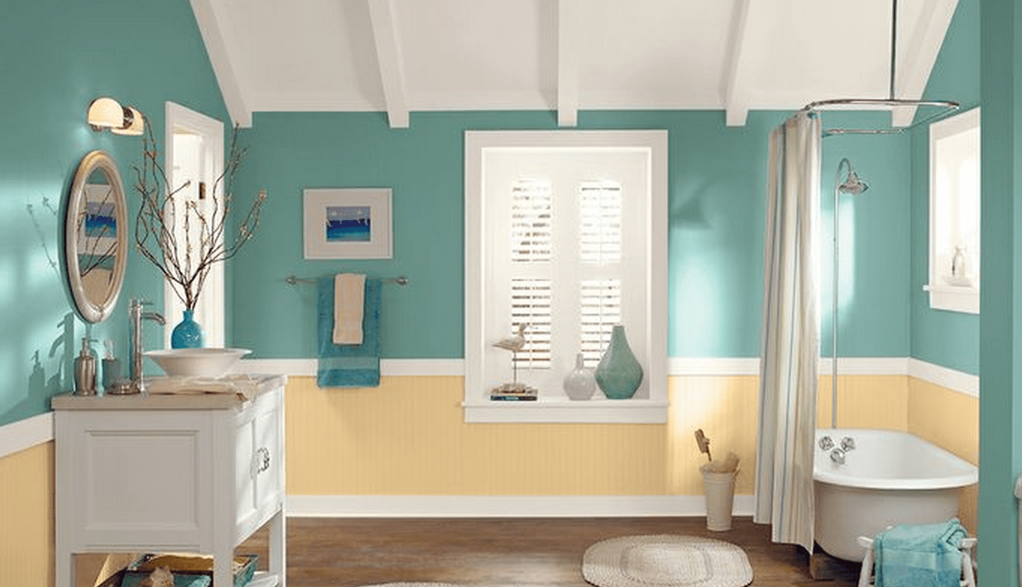 Best Kitchen Gallery: Interior House Painting of Bathroom Paint Design Ideas  on rachelxblog.com