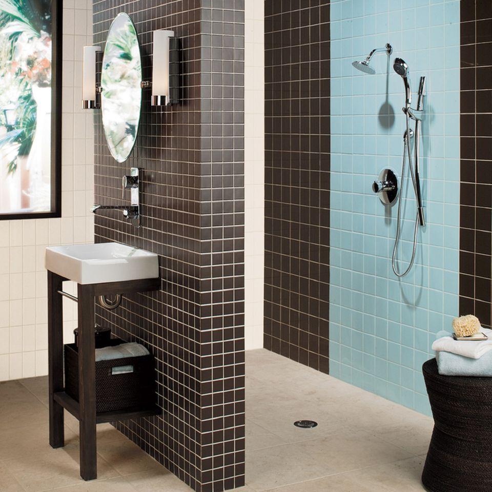 Best Kitchen Gallery: Bathroom Tiles Designs Gallery Accent Border Tile On The Walls of Bathroom Tile Design  on rachelxblog.com