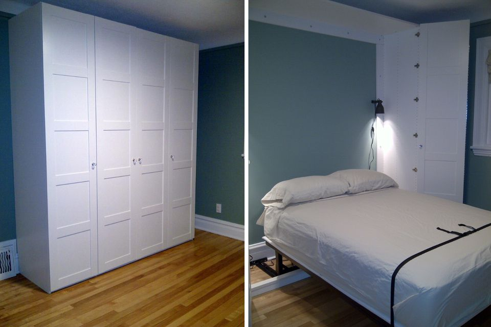 12 Diy Murphy Bed Projects For Every Budget