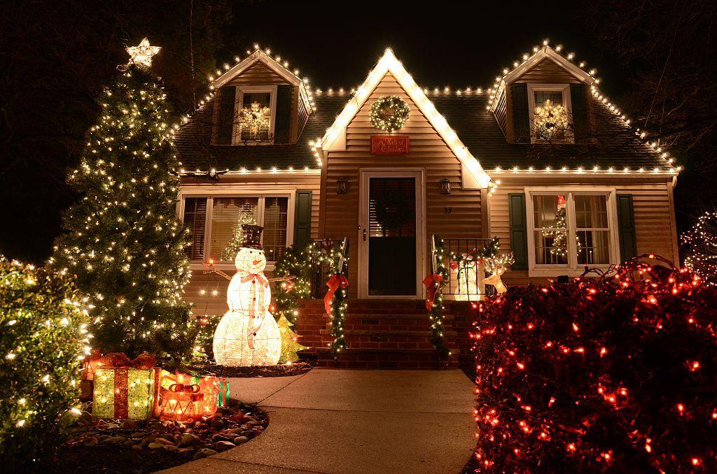 Christmas Light Displays 11370
