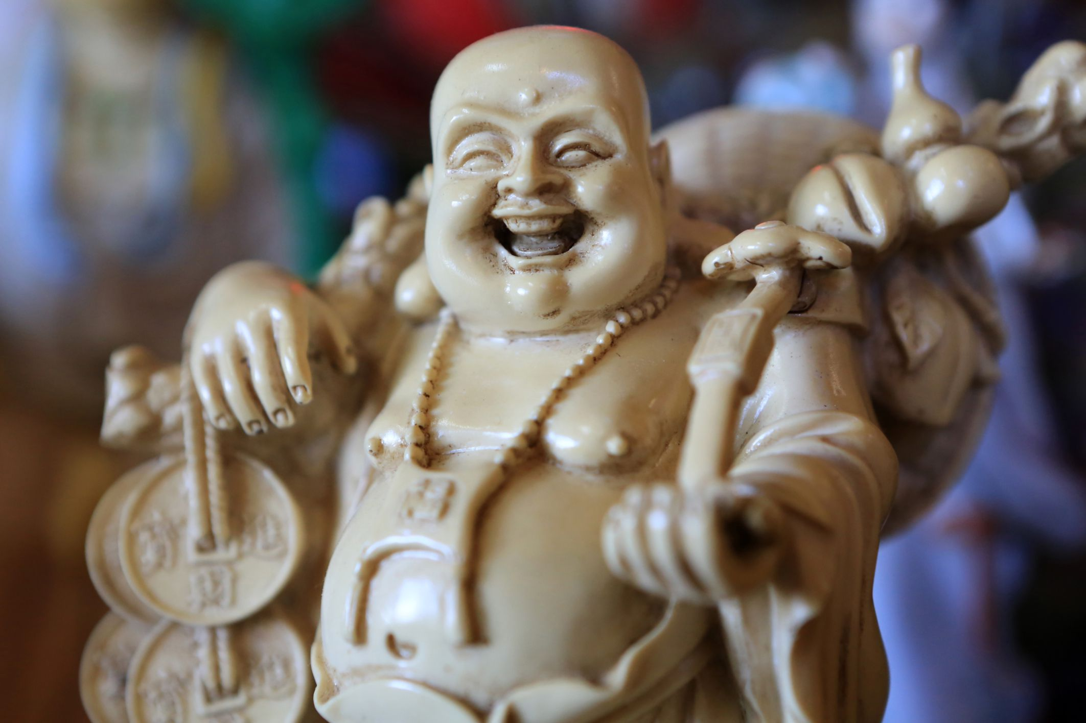 Where Did the Image of the Laughing Buddha Come From?