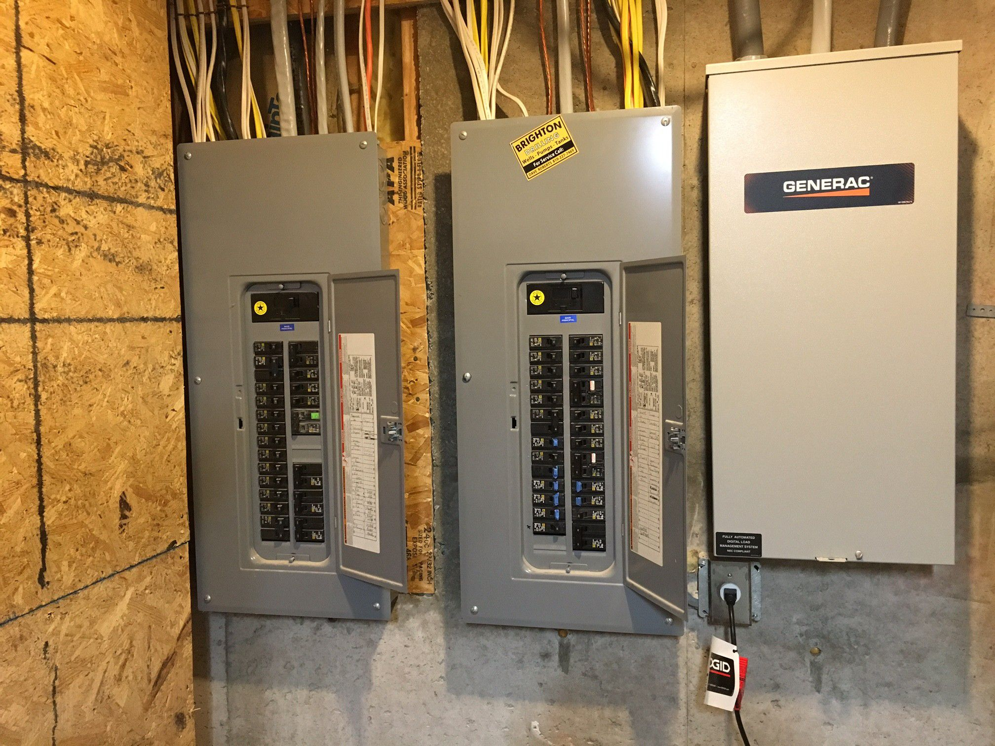 Kitchen Wiring Circuits